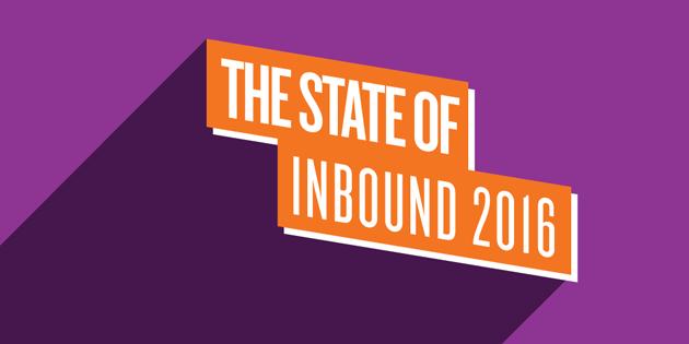 State of Inbound - Hubspot
