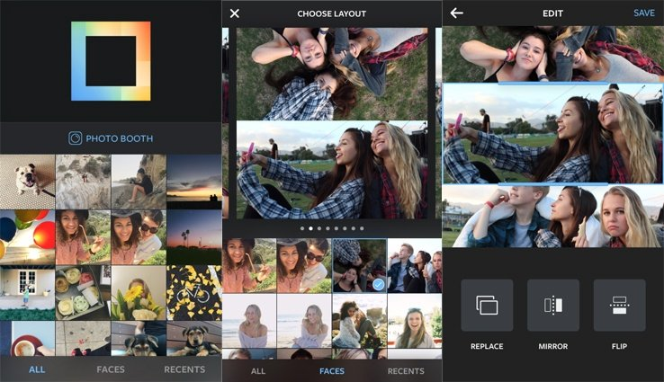 instagram-layout Remarkable Content