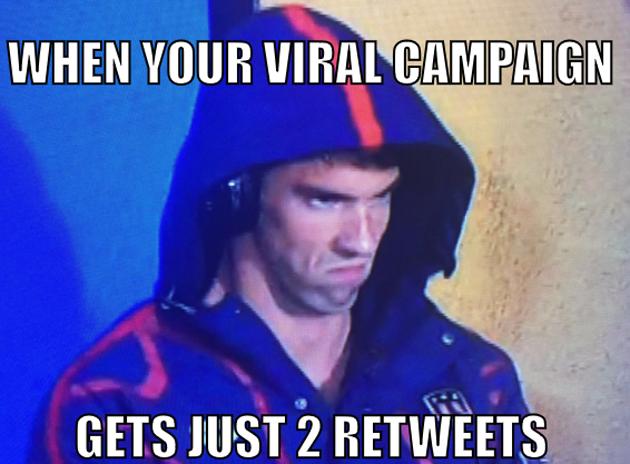 PhelpsFace Viral Marketing