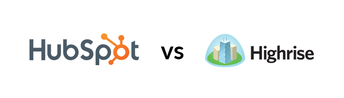 hubspot crm vs highrise crm
