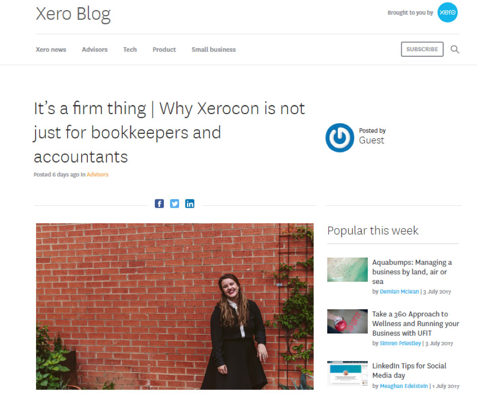 xero case s Winter sales needn't signal winter tax woes: xero's eofy tax-time tips   scale your business with tips, tricks and inspirational case studies.