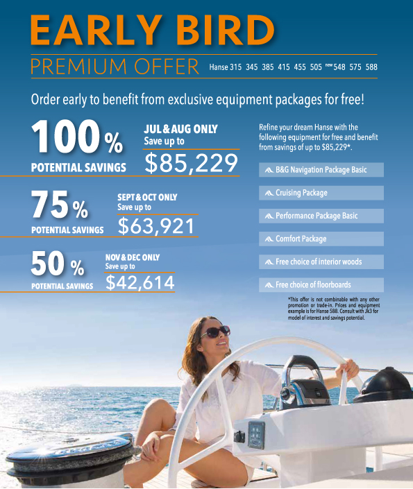 hanse-yachts-early-bird-offers