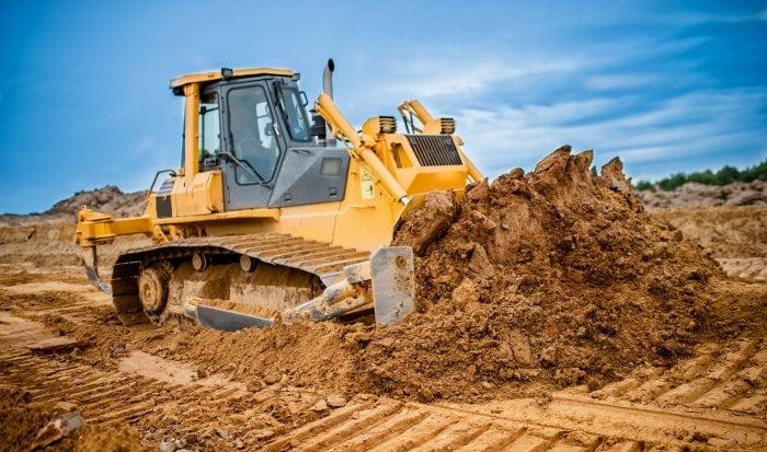 Construction equipment exhibition