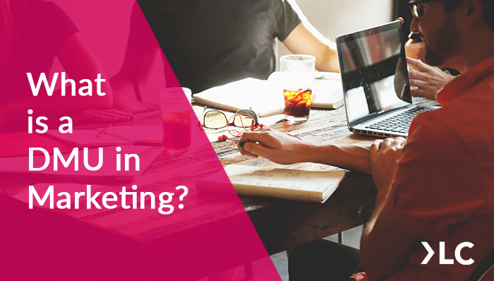 What is a DMU in marketing?