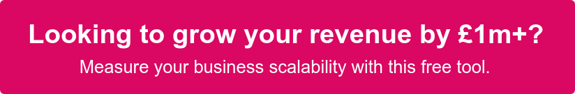 Looking to grow your business? Measure your business scalability with this free tool.